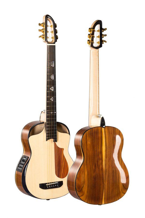 Gitary podróżne