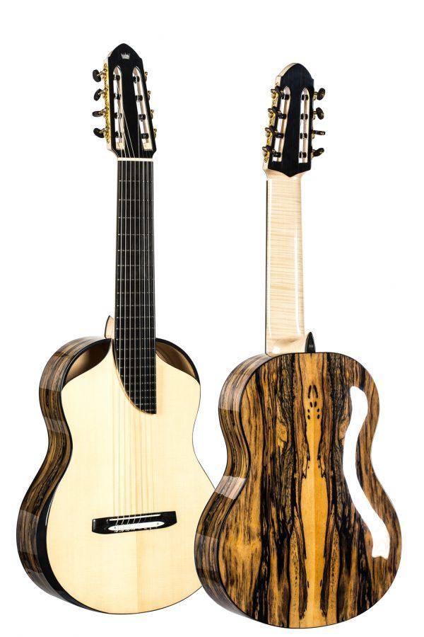 Gitary klasyczne wielostrunowe