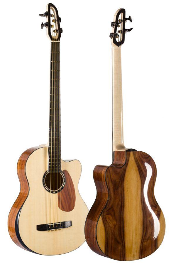 Gitary akustyczne basowe