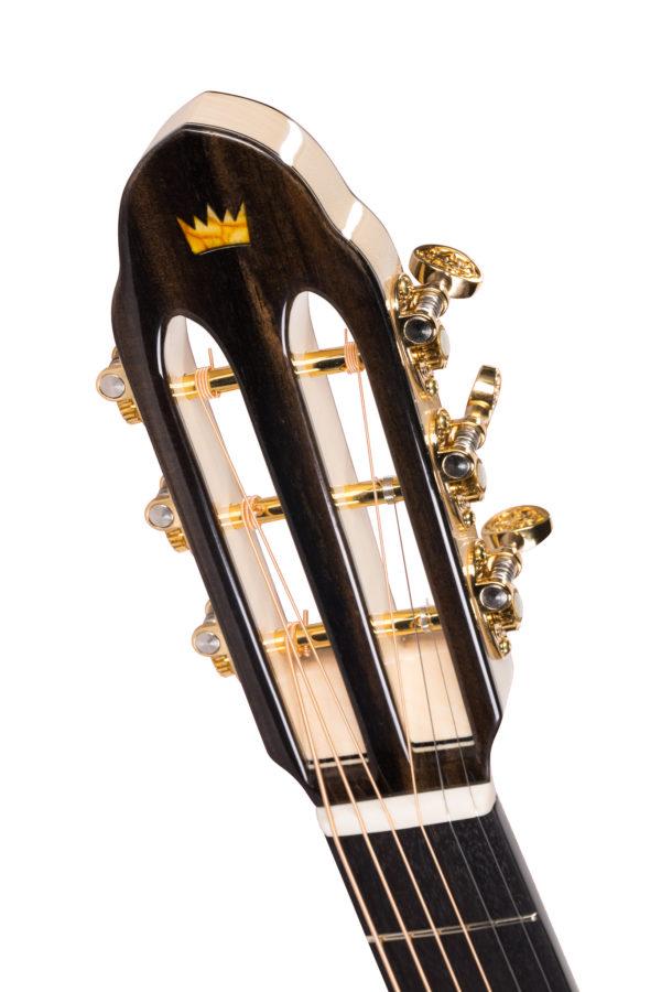 Główka z otworami klasyczna gitarowa
